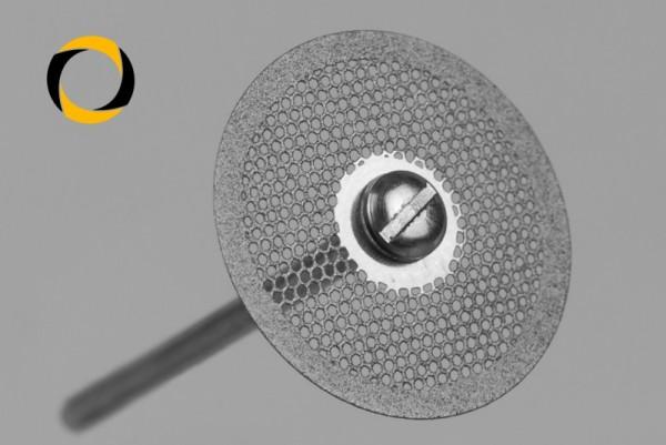 Trennscheibe Typ HM Durchmesser 22mm Stärke 0,2mm